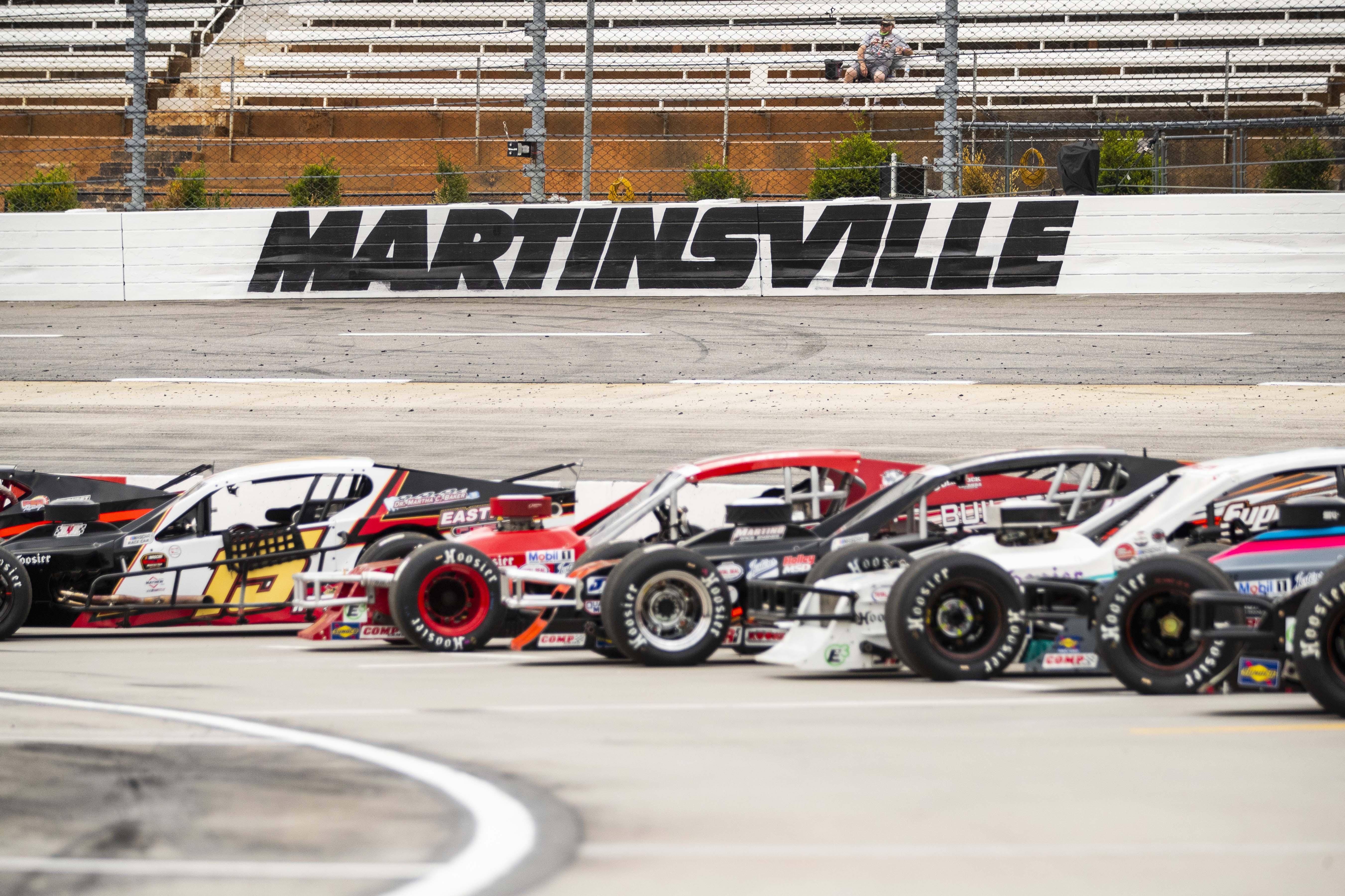 NASCAR Whelen Modified Series - Martinsville Speedway