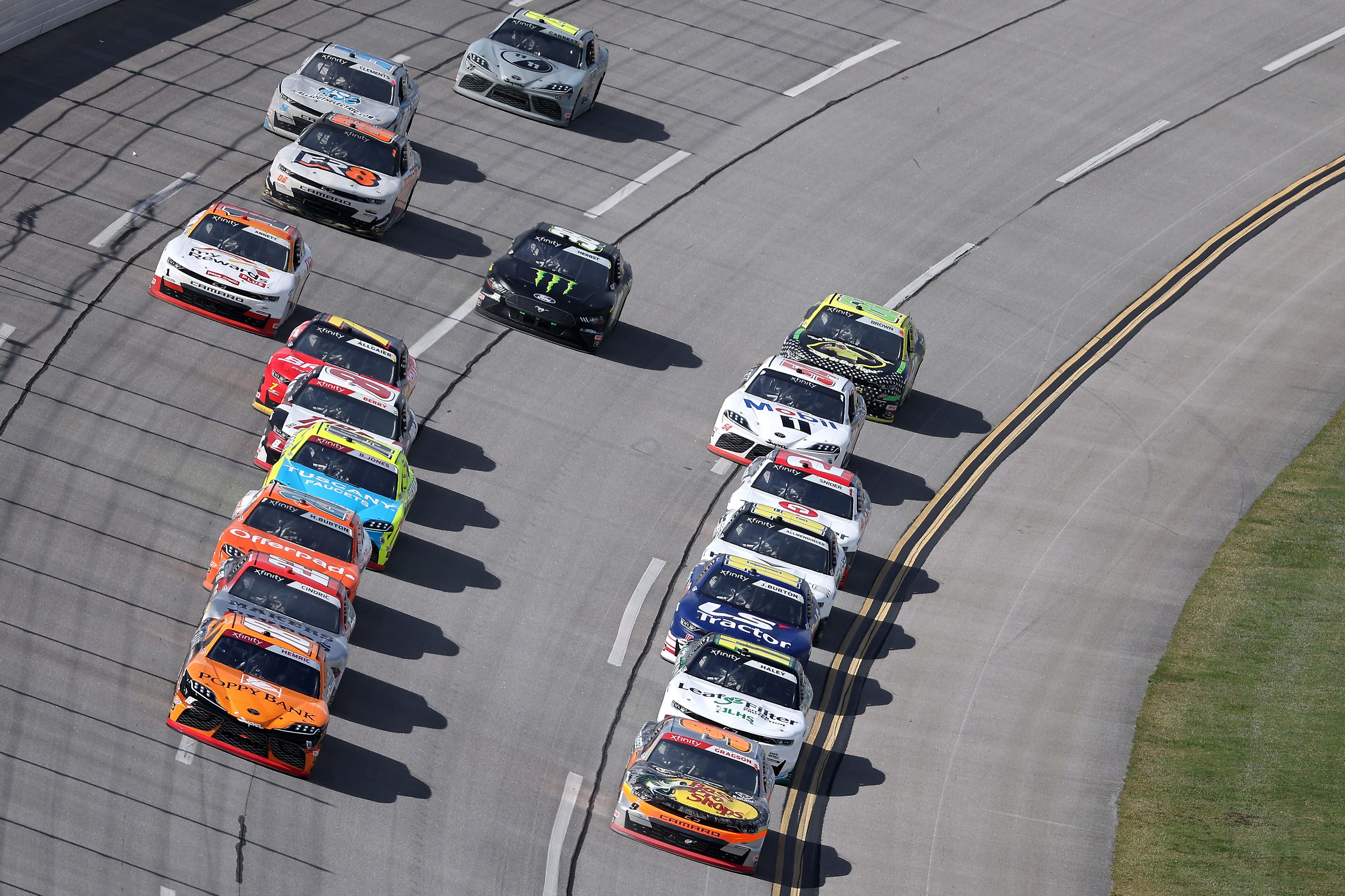 NASCAR Xfinity Series at Talladega Superspeedway
