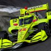 Simon Pagenaud - Indycar Series - Barber Motorsports Park 2