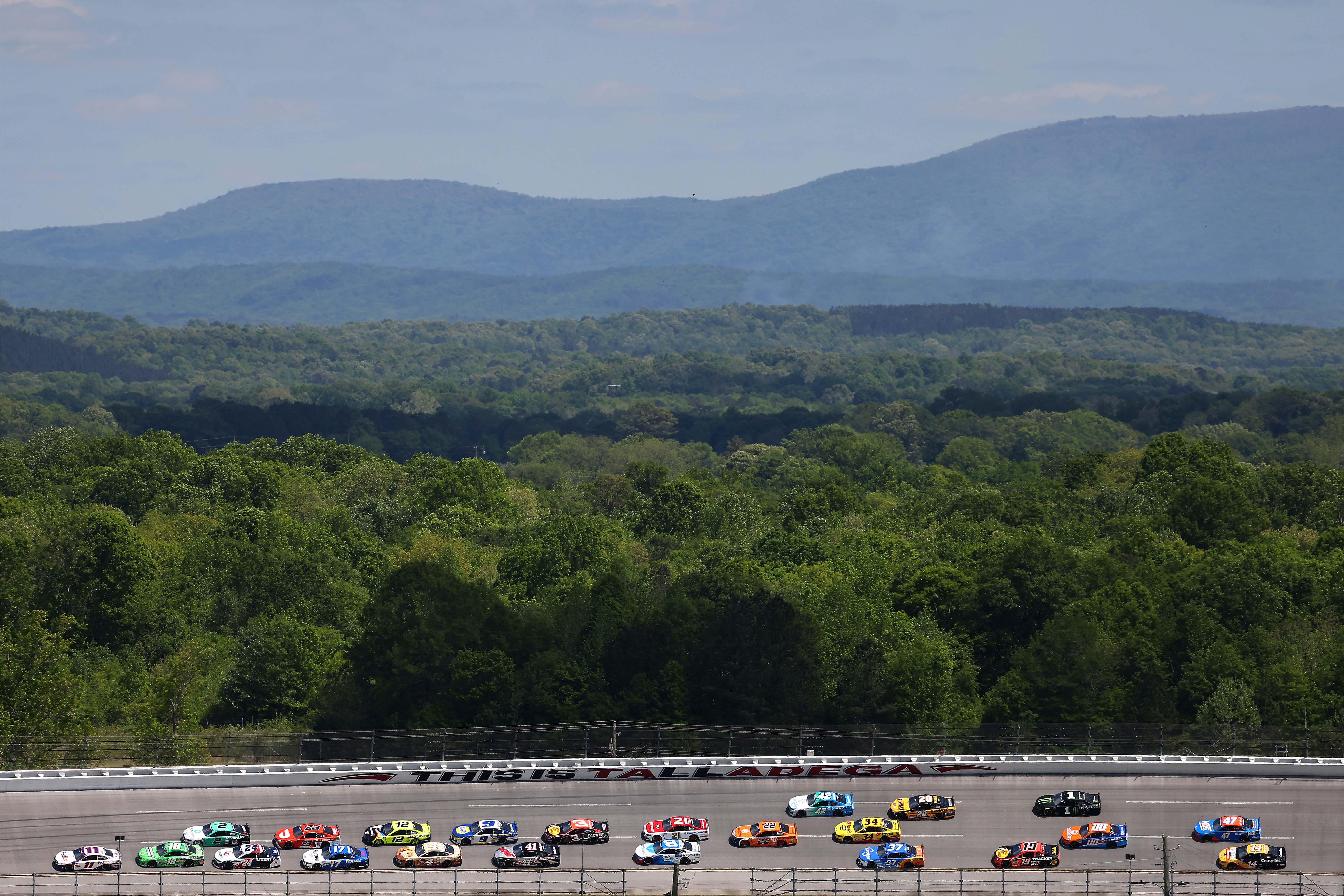 Talladega Superspeedway - NASCAR Cup Series