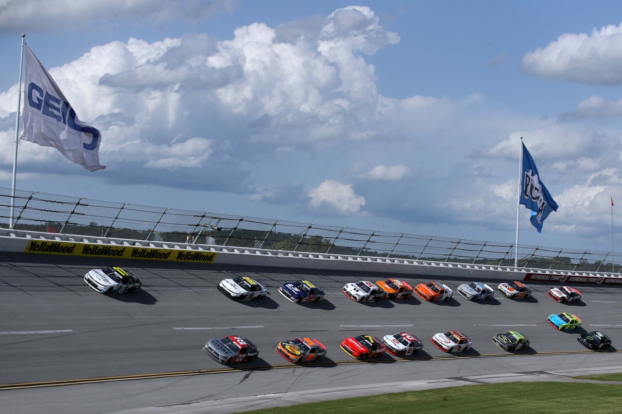 Talladega Superspeedway - NASCAR Xfinity Series