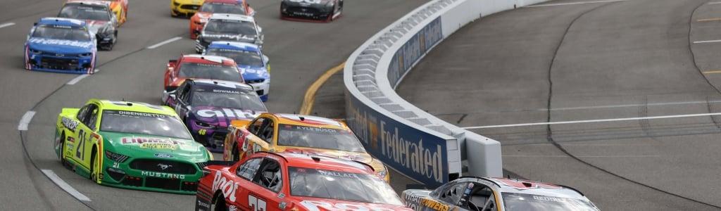 Richmond Penalty Report: April 2021 (NASCAR)