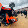 World of Outlaws - Bristol Motor Speedway dirt track