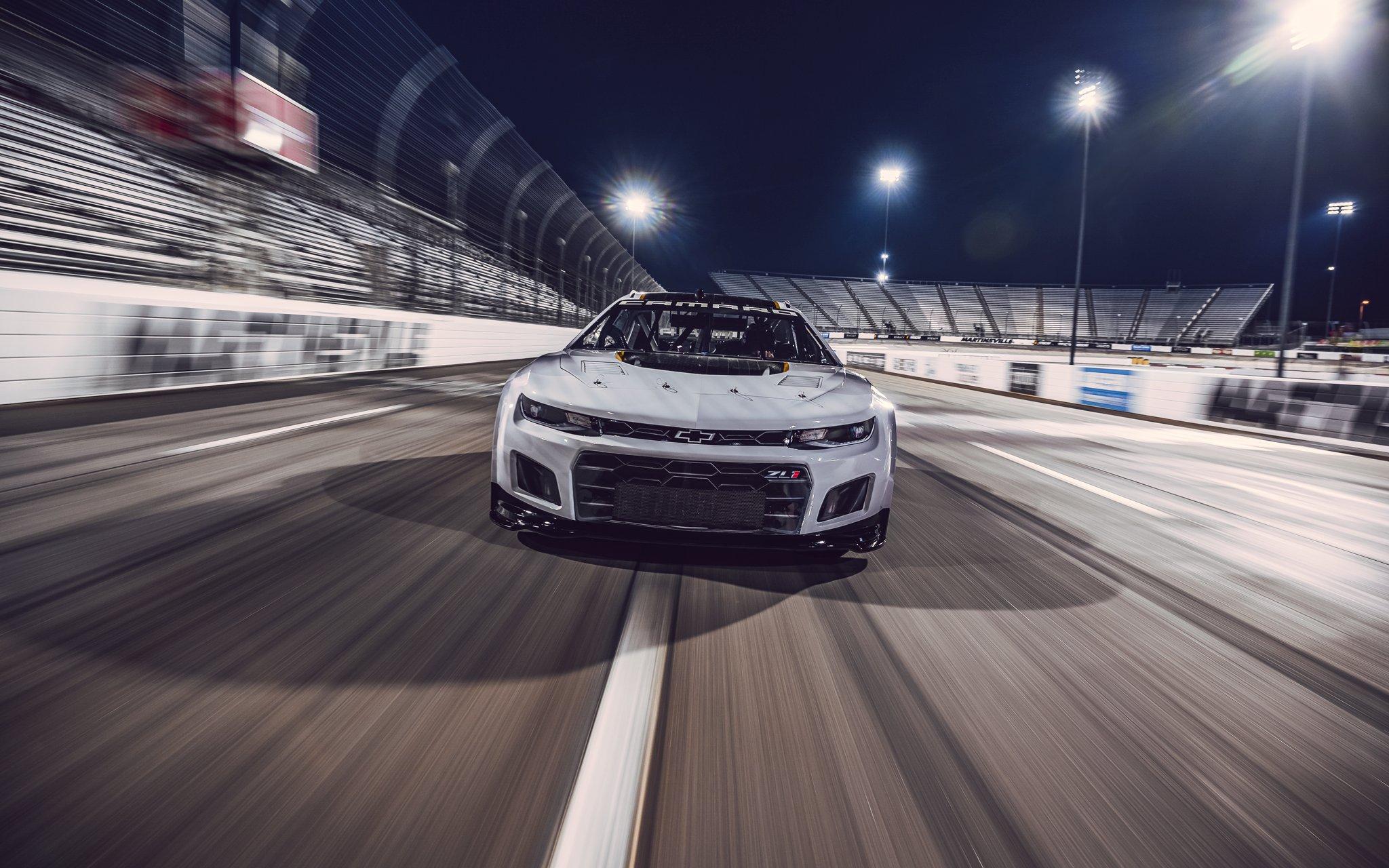 2022 NASCAR Chevy