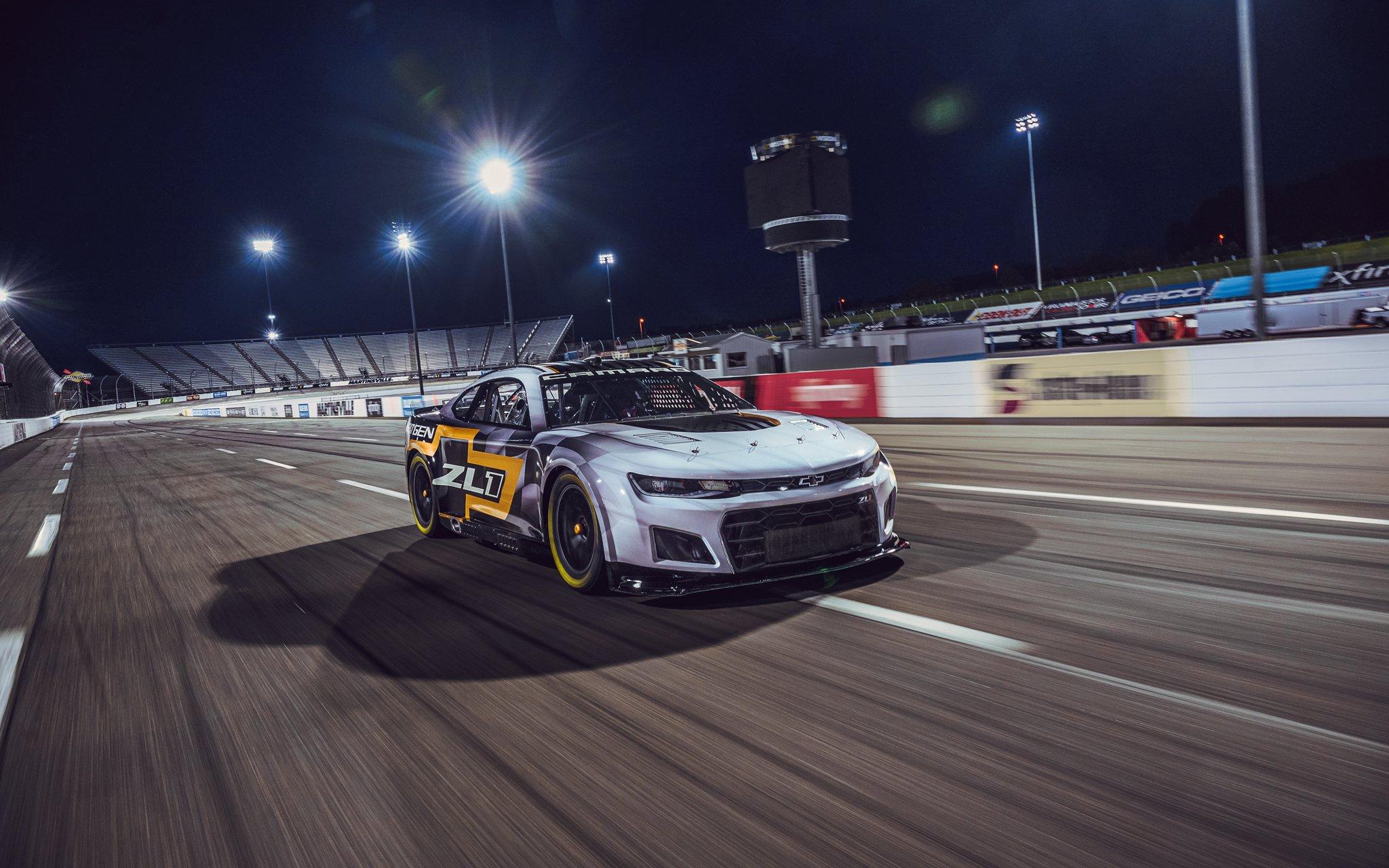 2022 NASCAR Chevy Camaro