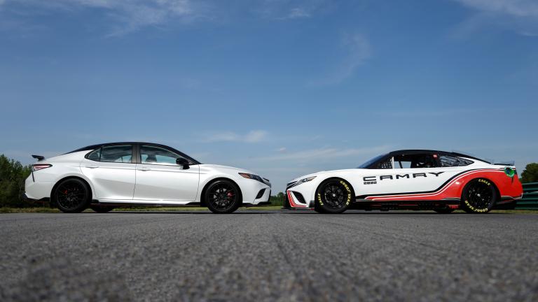 2022 Toyota - NASCAR Next Gen