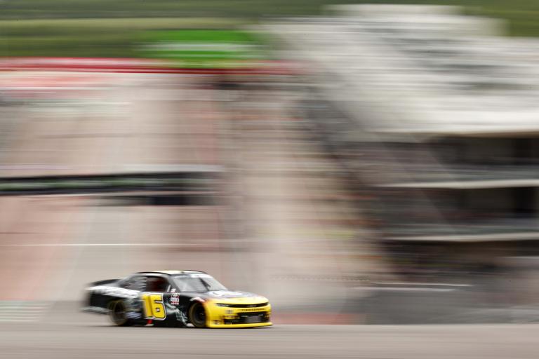 AJ Allmendinger - Circuit of the Americas - COTA - NASCAR Xfinity Series