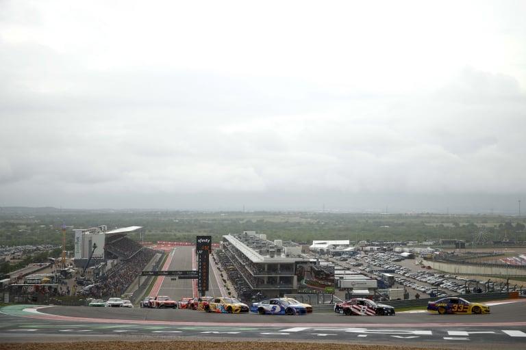 Austin Cindric - Circuit of the Americas - COTA - NASCAR Cup Series