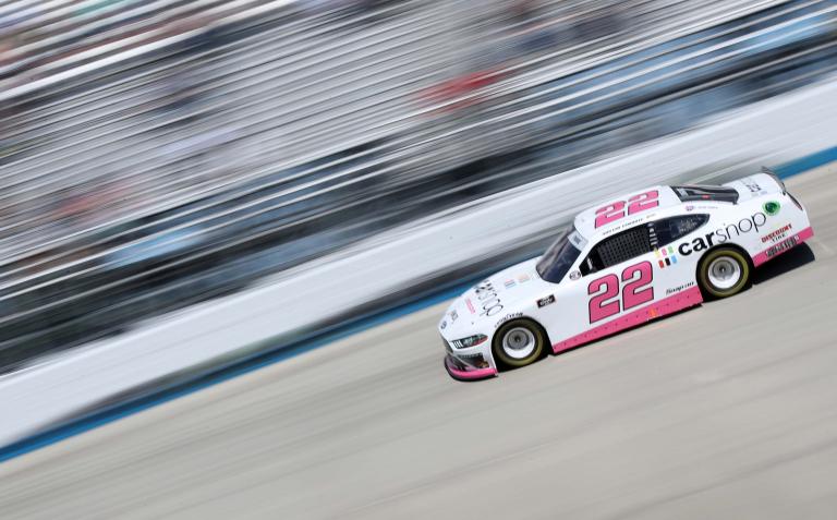 Austin Cindric - NASCAR Xfinity Series - Dover International Speedway