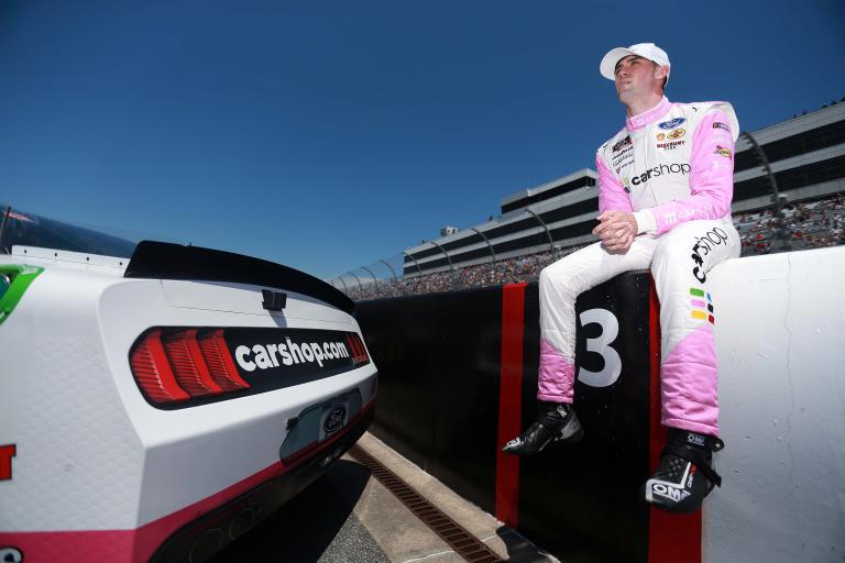 Austin Cindric - NASCAR driver
