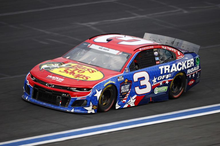 Austin Dillon - Charlotte Motor SPeedway - NASCAR Cup Series