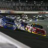 Austin Hill, Zane Smith - Charlotte Motor Speedway - NASCAR Truck Series