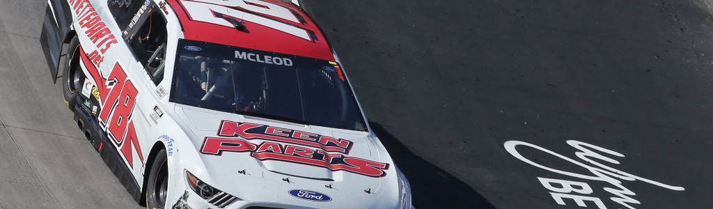 Kyle Tilley to make NASCAR Cup Series debut