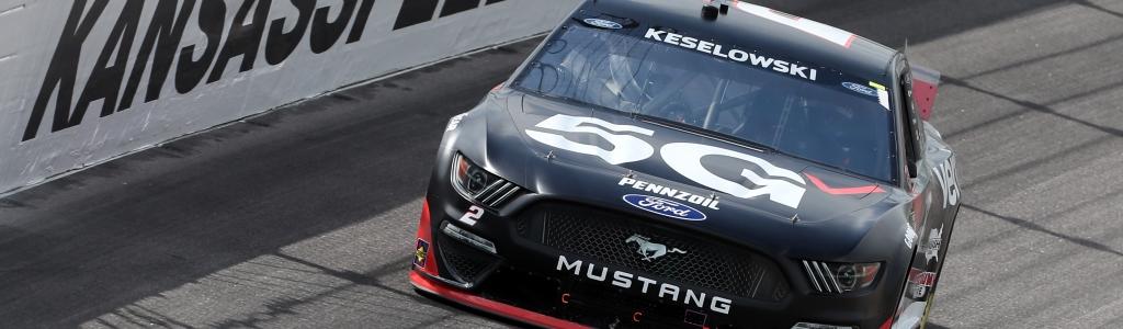 Kansas TV Ratings: May 2021 (NASCAR)