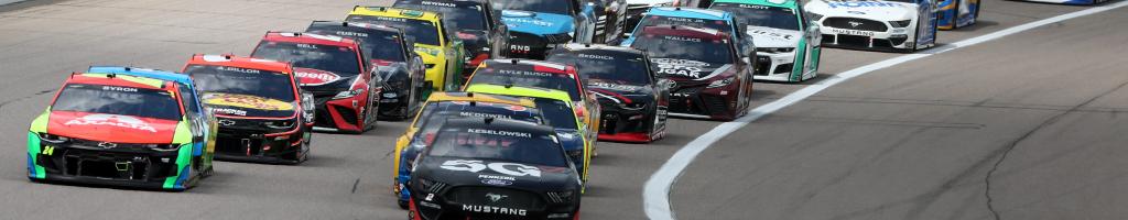 Kansas Starting Lineup: October 2021 (NASCAR Cup Series)