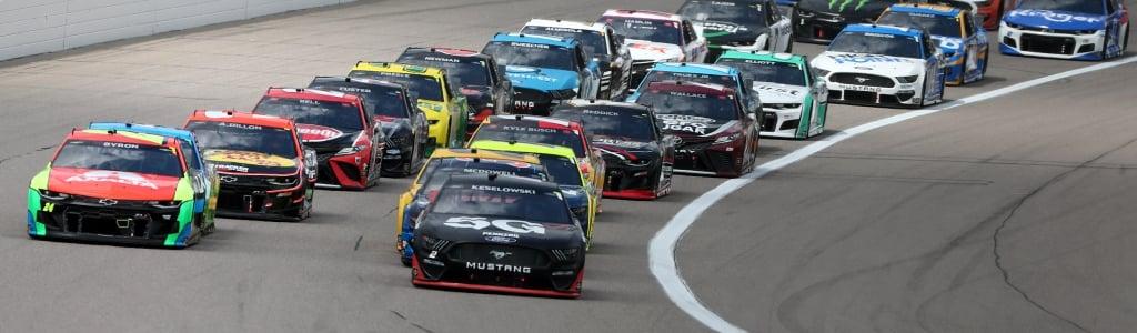 Kansas Race Results: May 2, 2021 (NASCAR Cup Series)