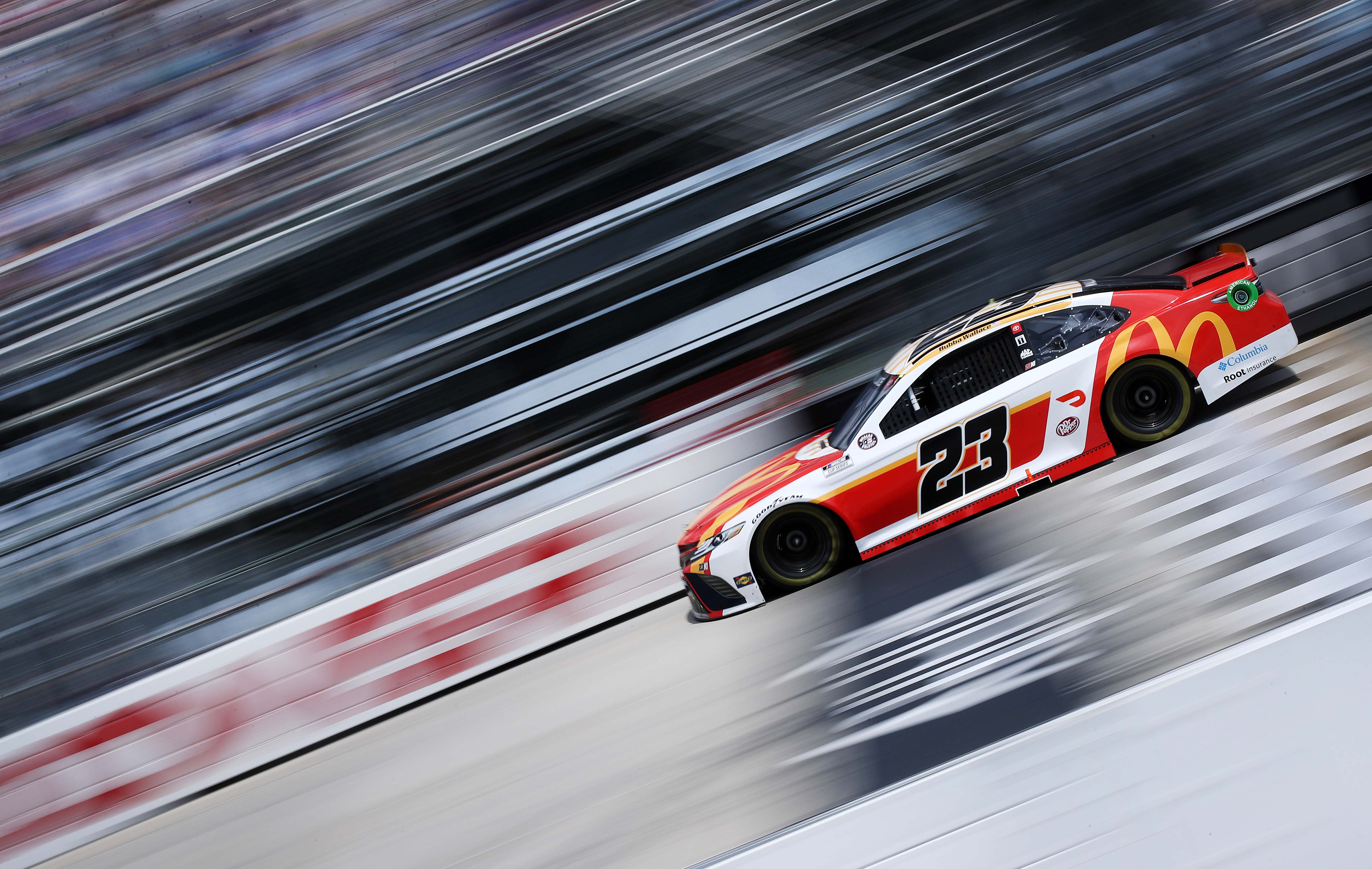 Bubba Wallace - Dover International Speedway - NASCAR Cup Series