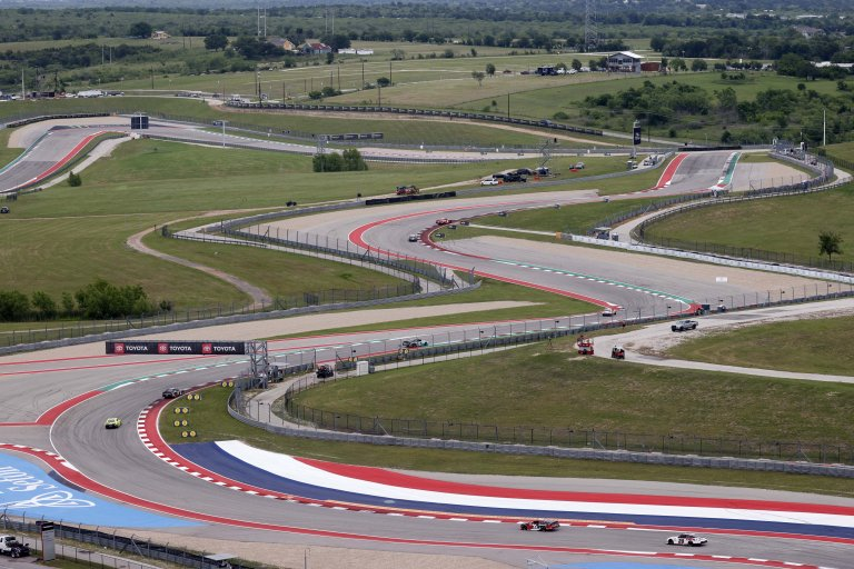 COTA - Circuit of the Americas - NASCAR Xfinity Series