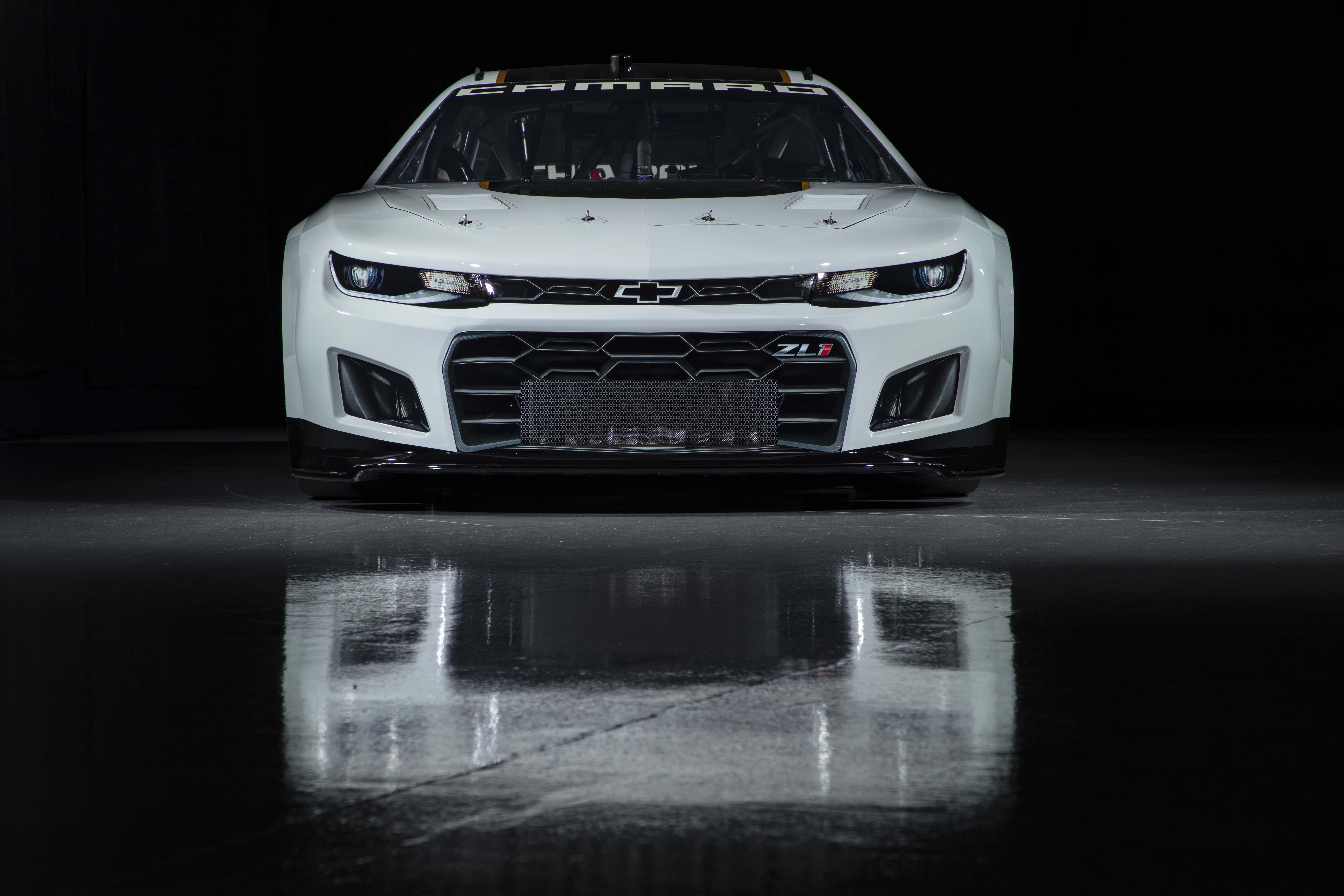 Chevrolet Camaro - 2022 Next Gen Car - Front Photo