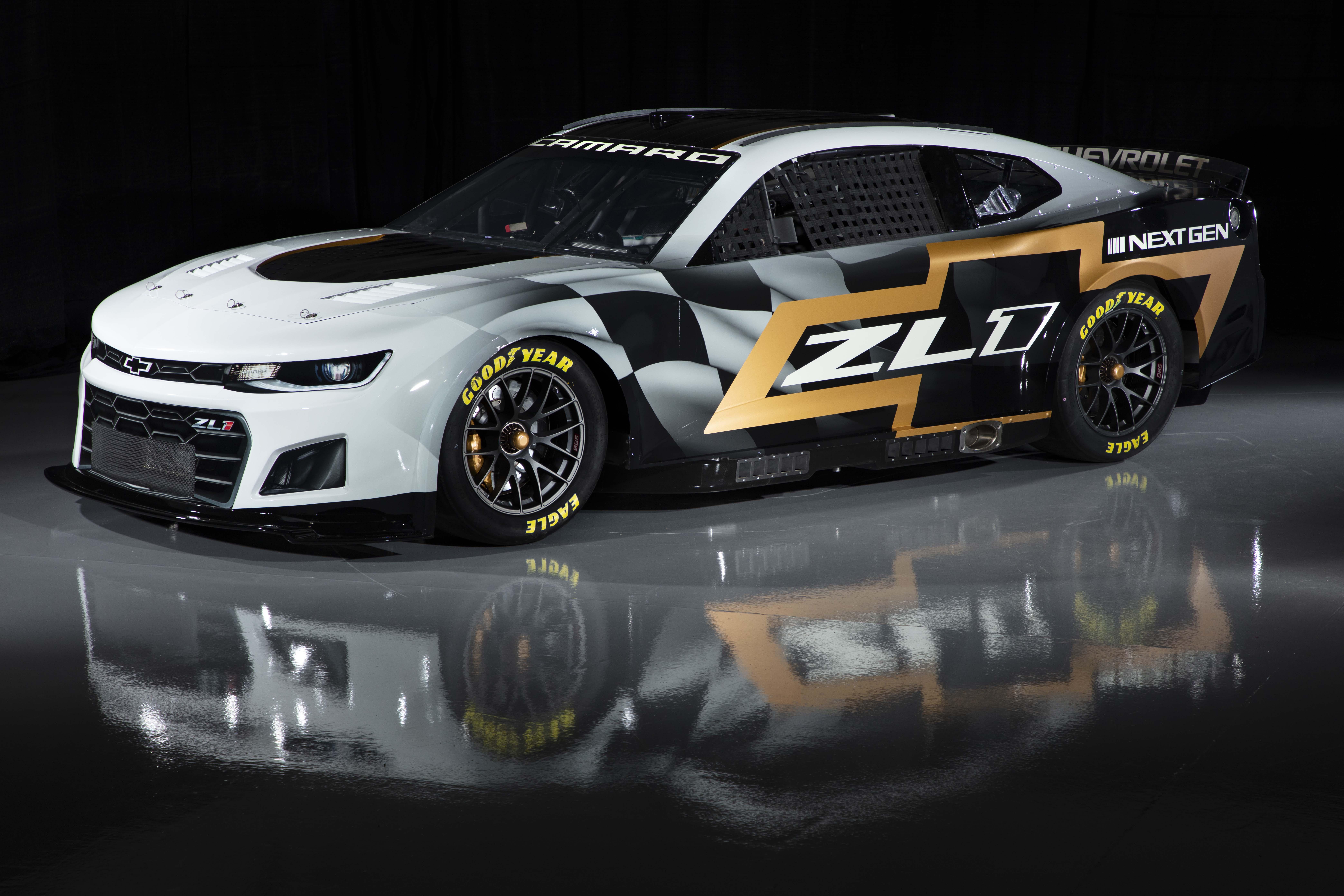 Chevrolet Camaro - 2022 Next Gen Car - Photo