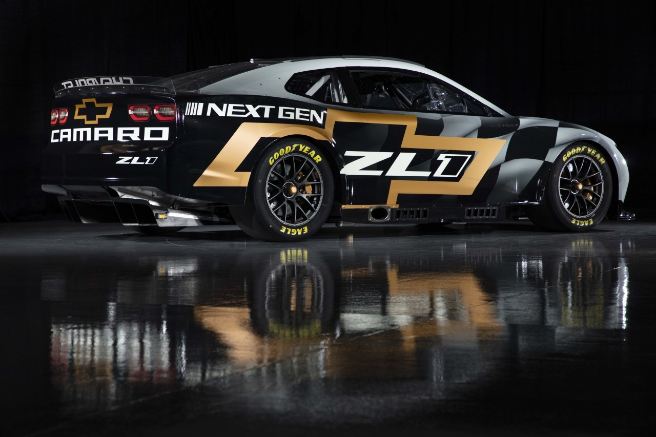 Chevy Camaro - 2022 Next Gen Car - Photos