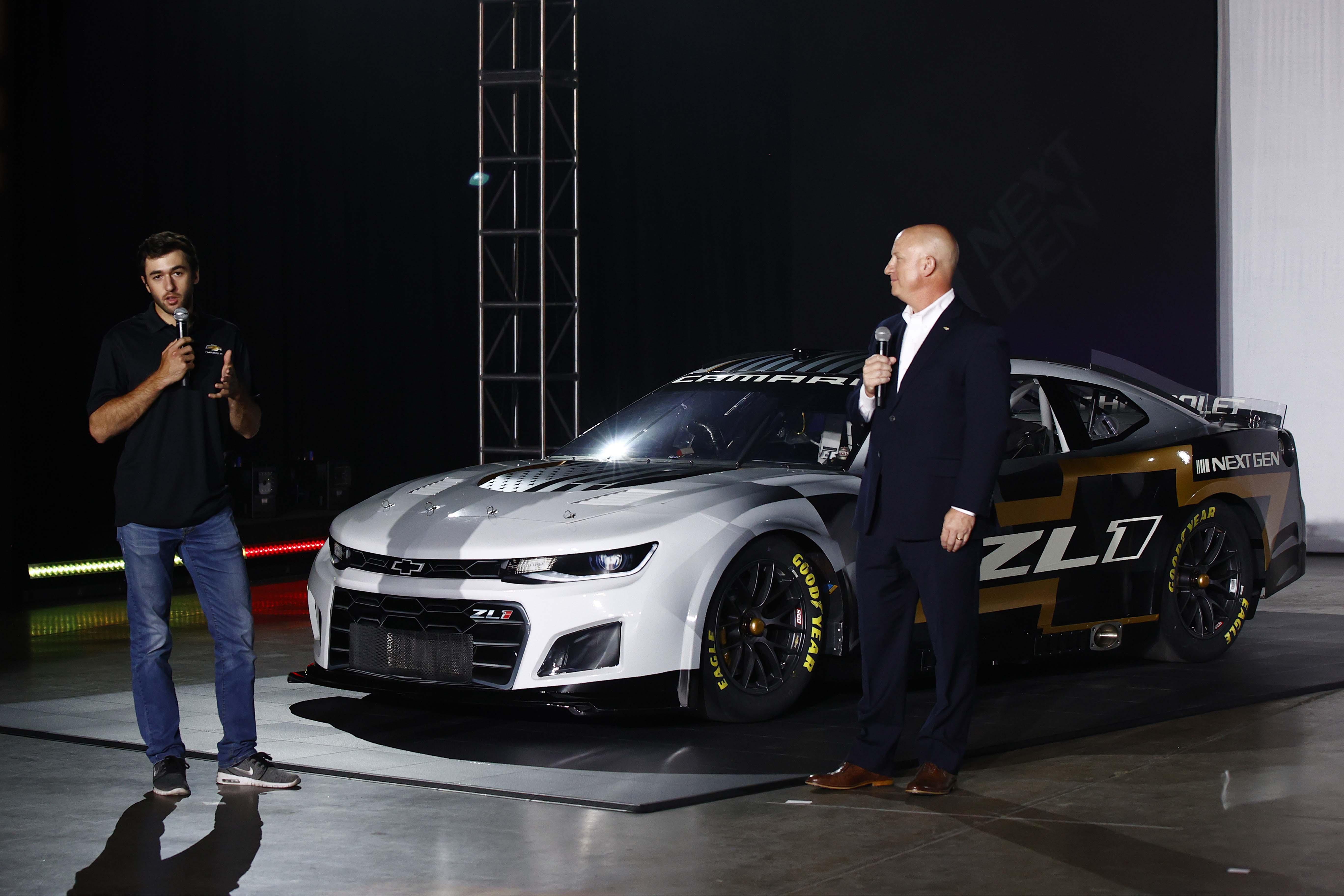 Chevy NASCAR Next Gen - Eric Warren