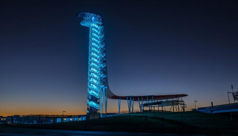 Circuit of the Americas - COTA - Texas Race Track