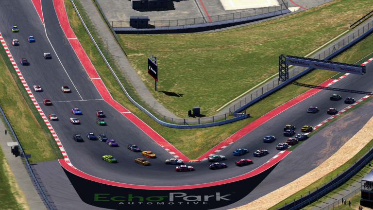 Circuit of the Americas (COTA) - eNASCAR Pro Invitational - iRacing - NASCAR Cup Series