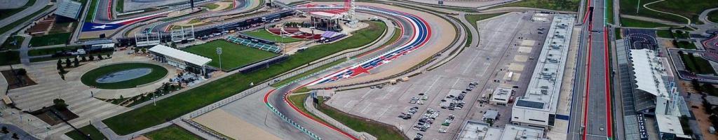 COTA Starting Lineup: May 23, 2021 (NASCAR Cup Series)