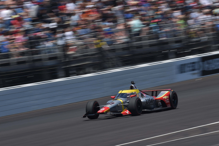 Conor Daly - Indianapolis Motor Speedway - Indy 500