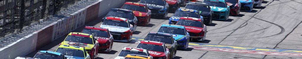 Darlington Starting Lineup: September 2021 (NASCAR Cup Series)