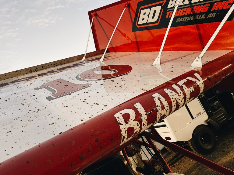 Dave Blaney - World of Outlaws