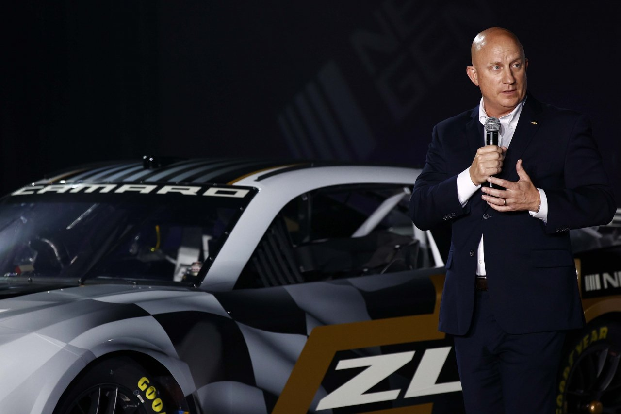Eric Warren - NASCAR Next Gen - Chevrolet