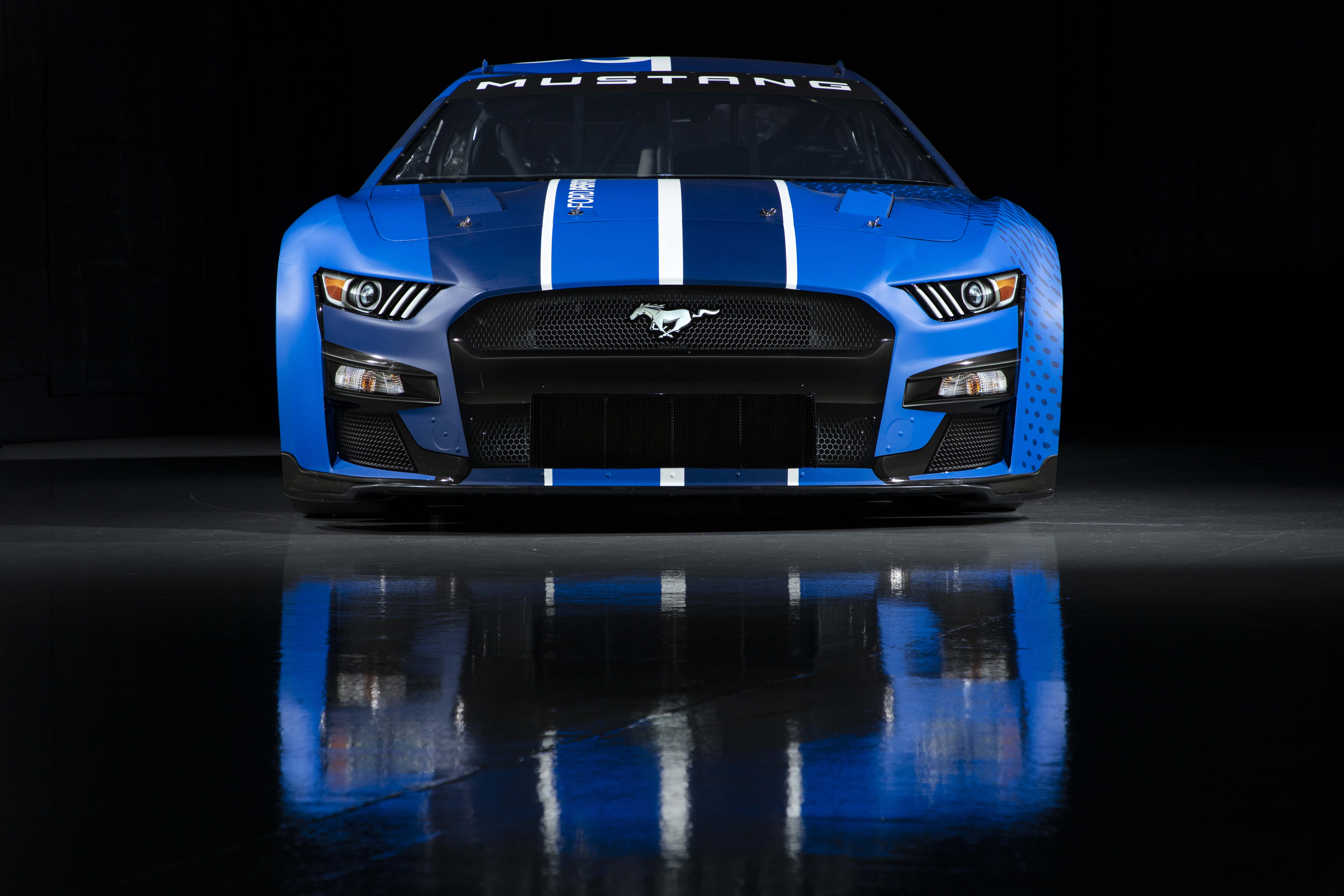 Ford Mustang - 2022 Next Gen Car - Front Photo