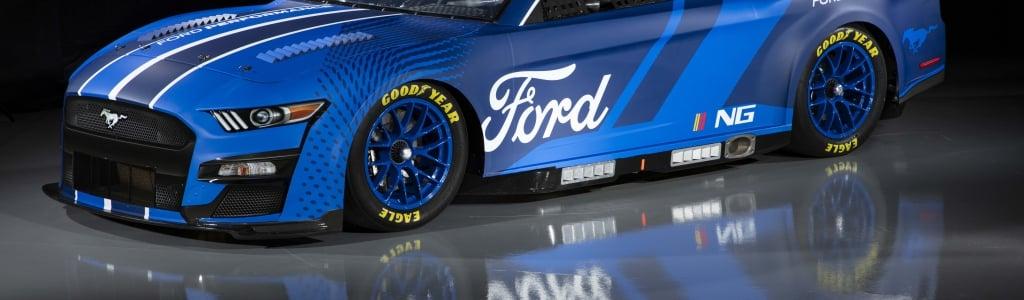 NASCAR 2022 car shapes revealed (Video)