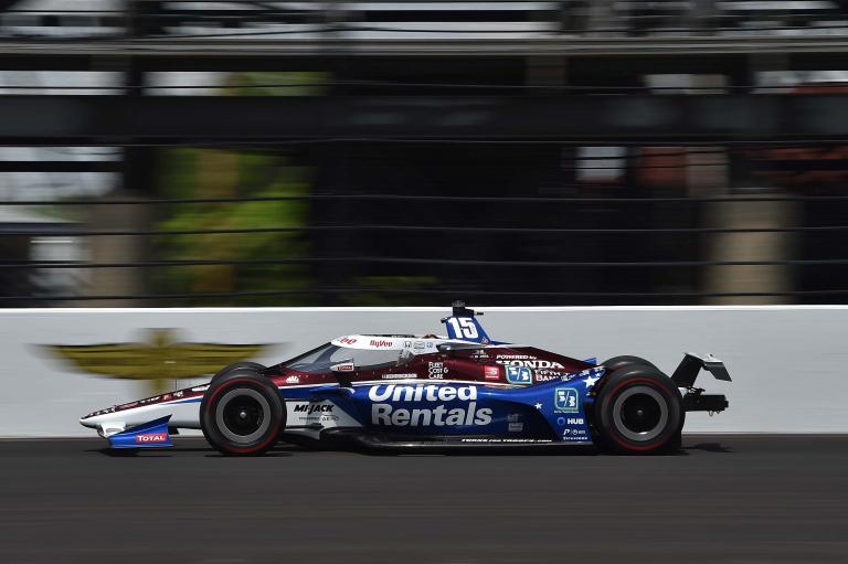 Graham Rahal 15 - Indy 500 - Indianapolis Motor Speedway - Indycar Series
