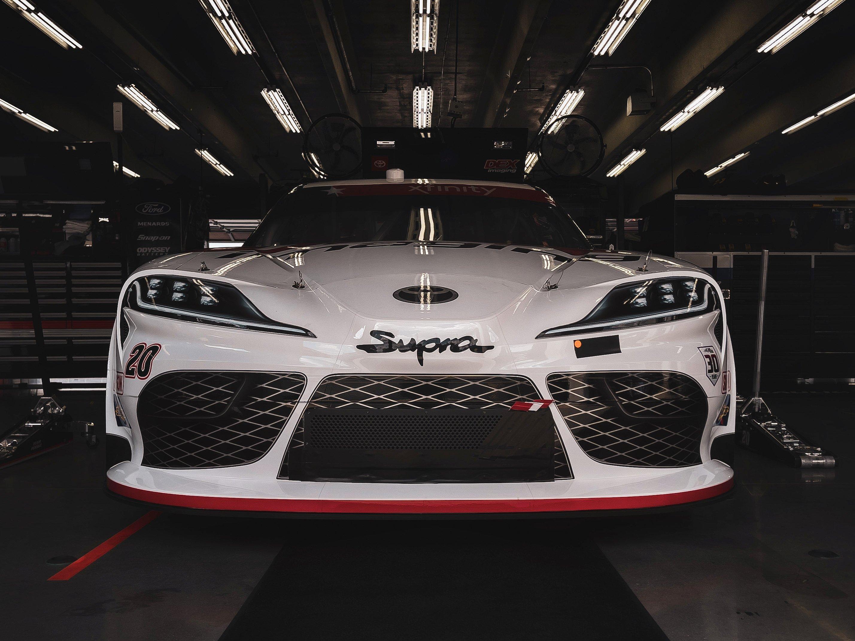 Harrison Burton - NASCAR Xfinity Series