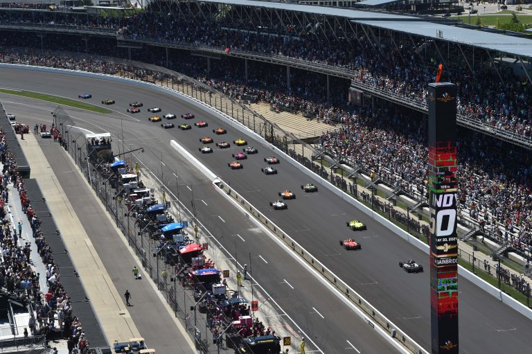 Indianapolis Motor Speedway - Indy 500