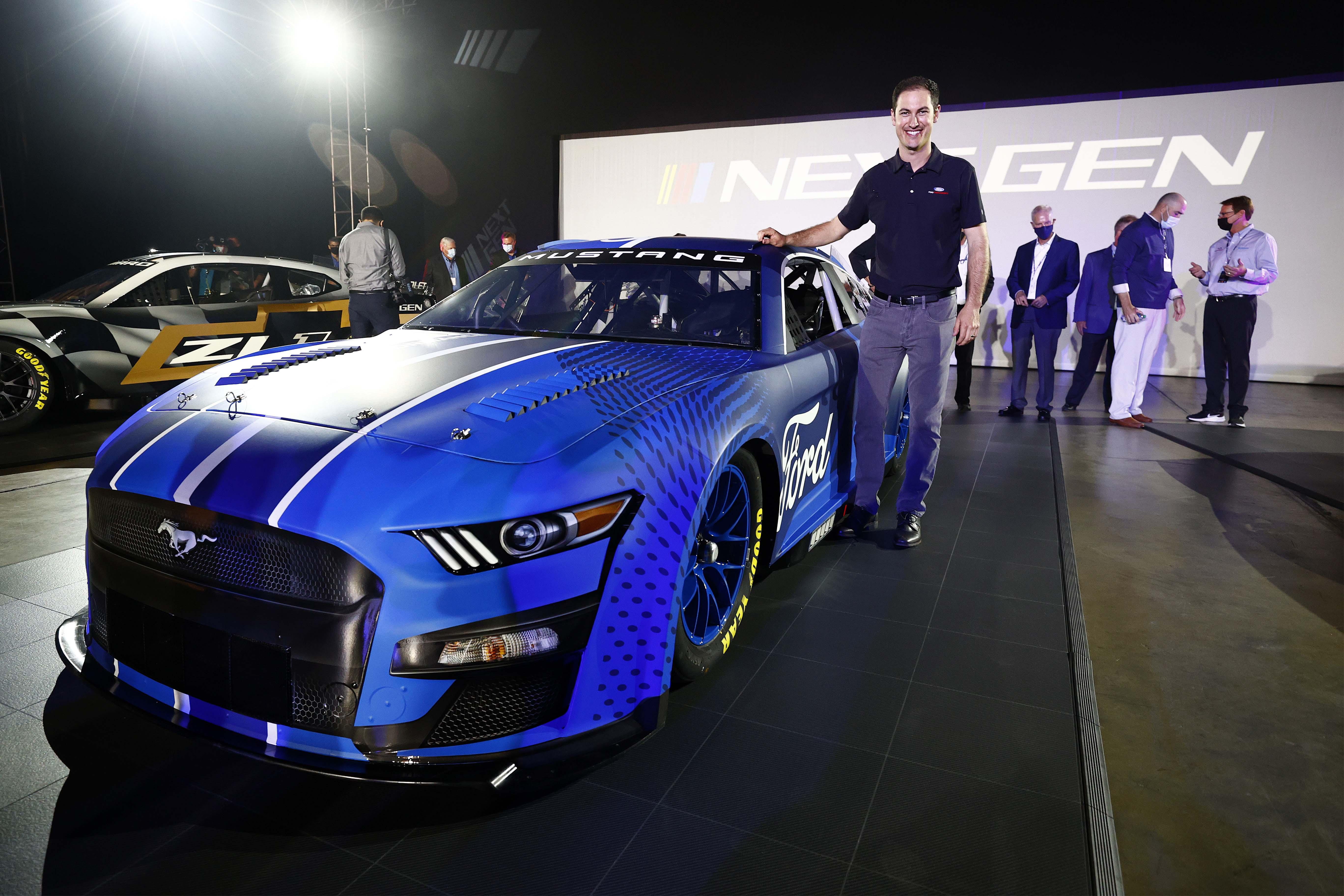 Joey Logano - NASCAR Next Gen