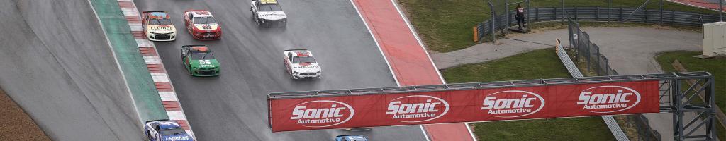 Kevin Harvick knocks NASCAR rain racing after COTA crash (Video)