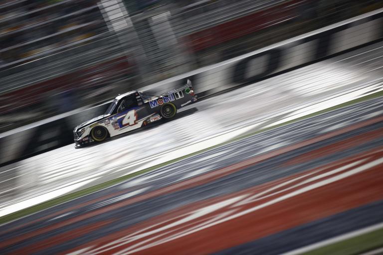 John Hunter Nemechek - Charlotte Motor Speedway - NASCAR Truck Series