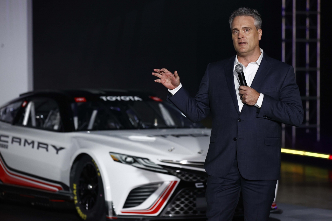 John Probst - NASCAR Next Gen