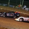 Josh Rice and Hudson O'Neal at Florence Speedway - Lucas Oil Late Model Dirt Series 5637