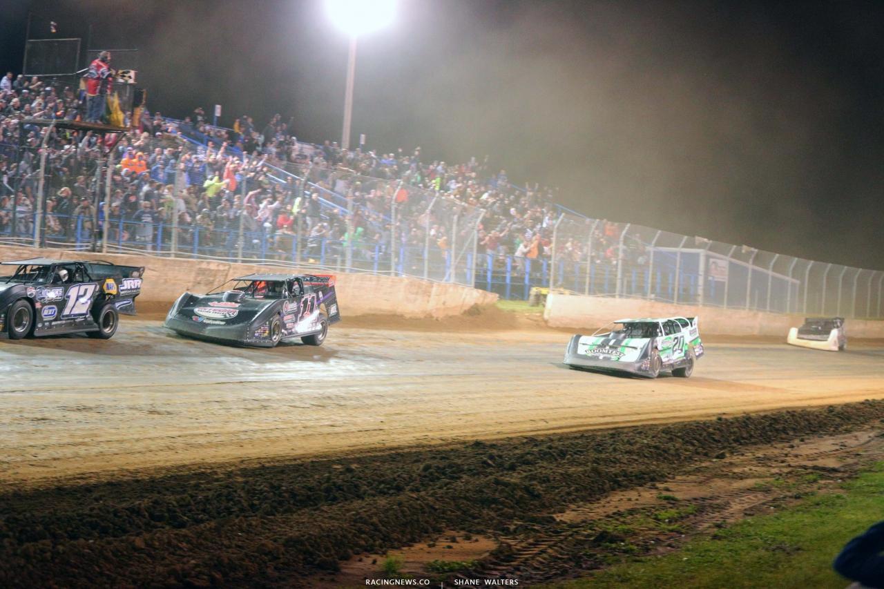 Josh Rice wins at Florence Speedway - Lucas Dirt 5641