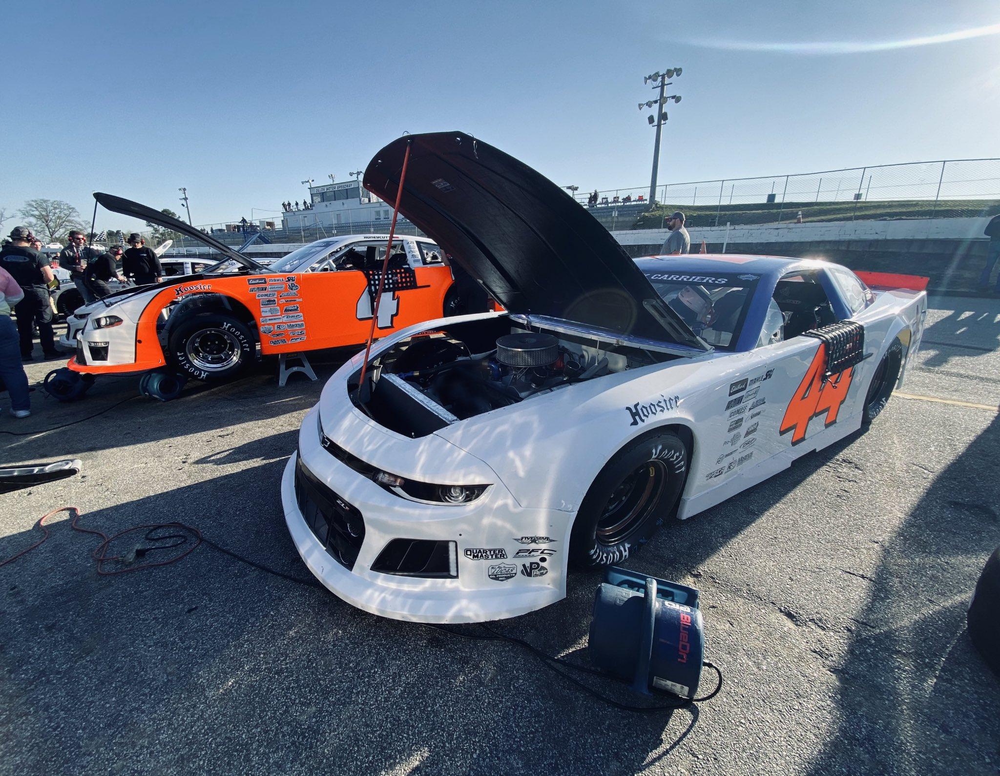 Justin Johnson Racing