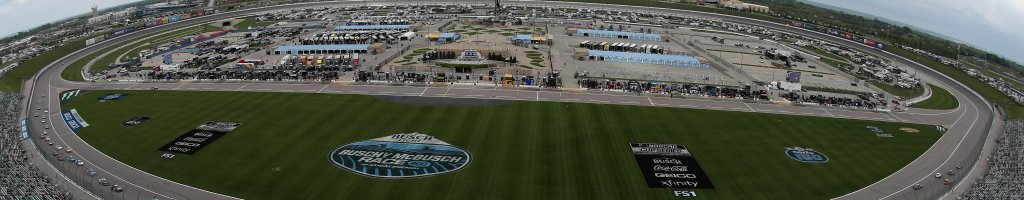 Kansas Penalty Report: May 2021 (NASCAR Weekend)