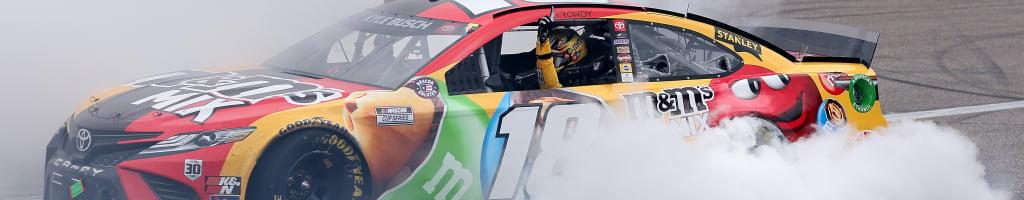 NASCAR driver Kyle Busch fined $50,000