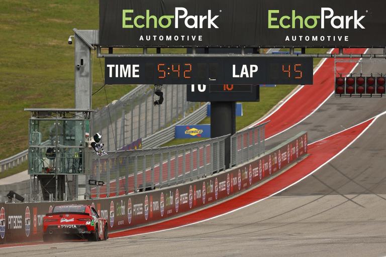 Kyle Busch - Circuit of the Americas - COTA - NASCAR Xfinity Series