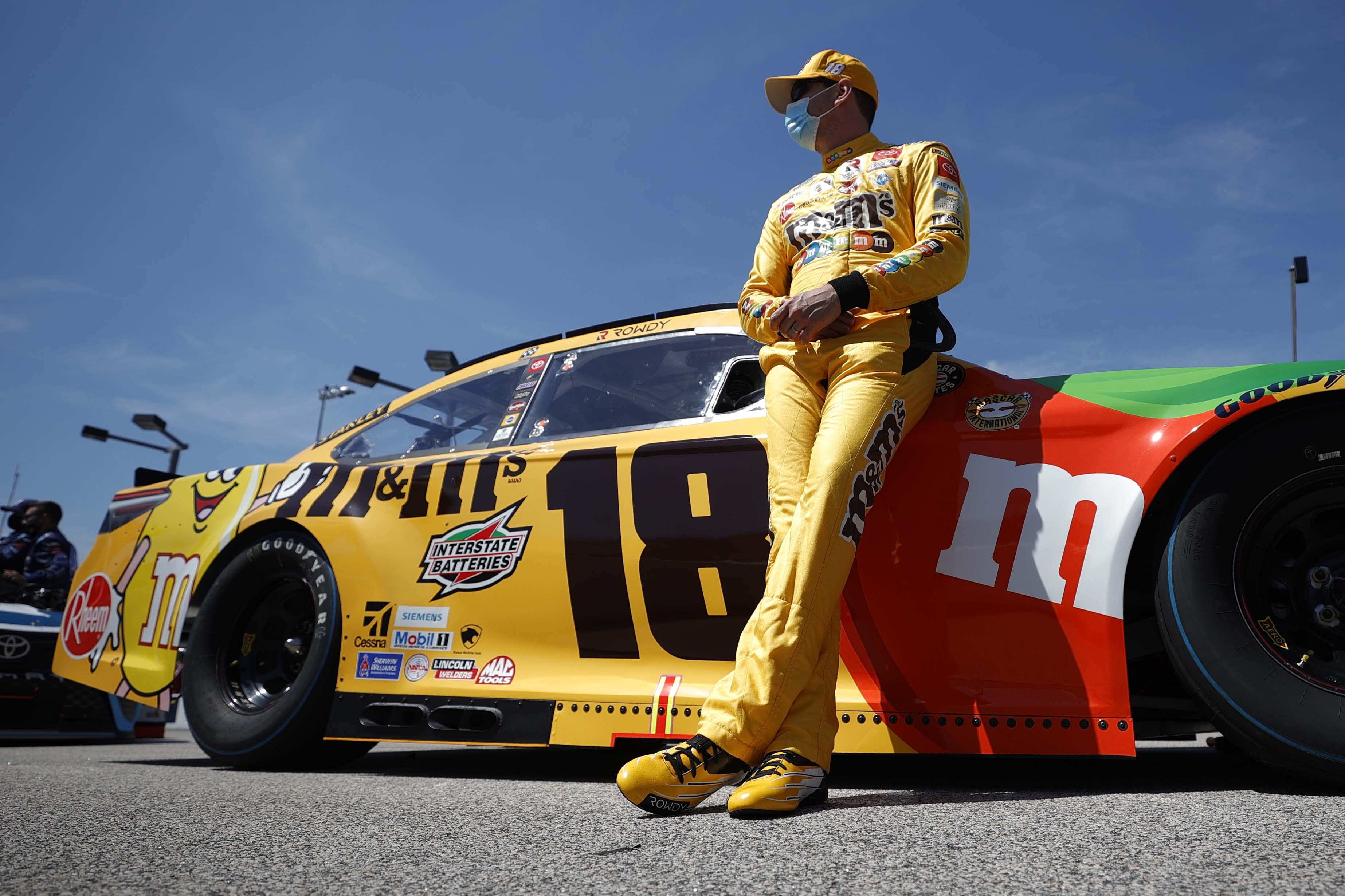 Kyle Busch - Darlington Raceway _ NASCAR Cup Series