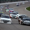 Kyle Busch, Sheldon Creed - NASCAR Truck Series at Kansas Speedway
